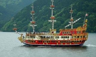 Tour del Giappone - L'imperdibile crociera sul Lago Ashi