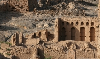 Uno dei siti archeologici visitabili con un tour in Oman