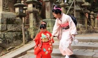 Vacanze in Giappone - Il Santuario di Kasuga Taisha a Nara