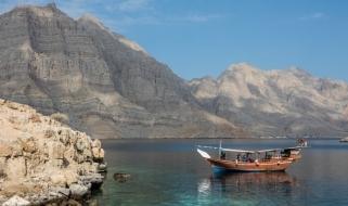 La penisola del Musandam: una delle location da scoprire con un tour in Oman