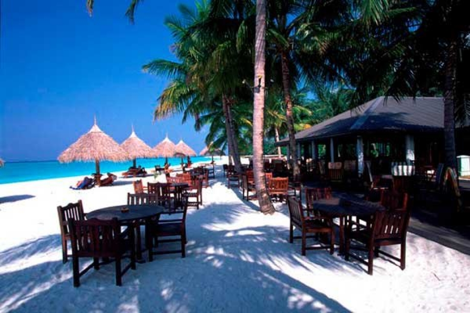 Soggiorno mare maldive sun island originaltour tour operator for Soggiorno alle maldive