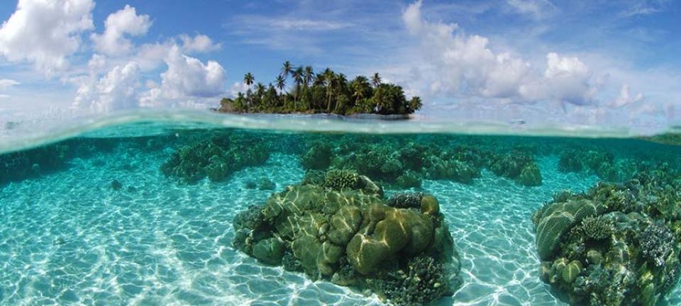 Isola della Micronesia