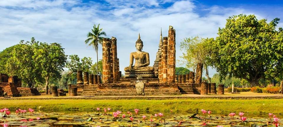 citta turistiche thailandia