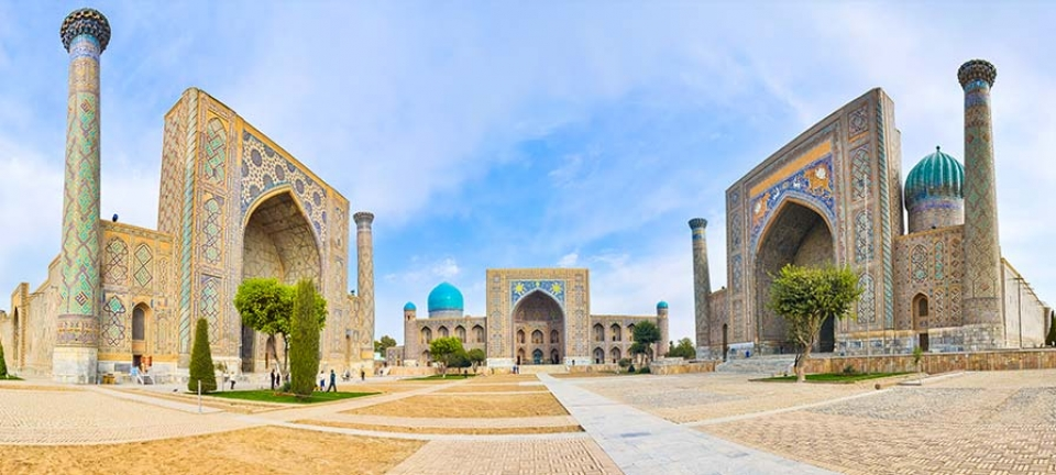 Tour in italiano Uzbekistan 7 giorni