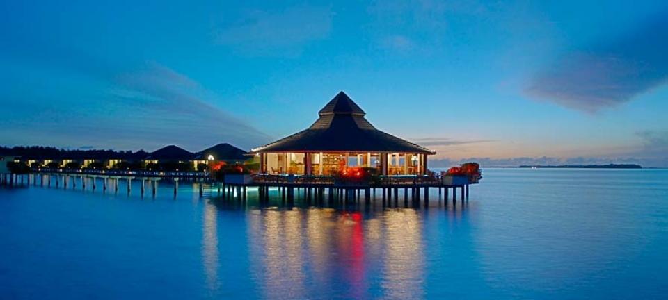 Resort per Soggiorno Mare Maldive Sun Island ...