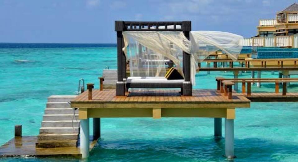 Atollo di Ari - Angaga Island Resort