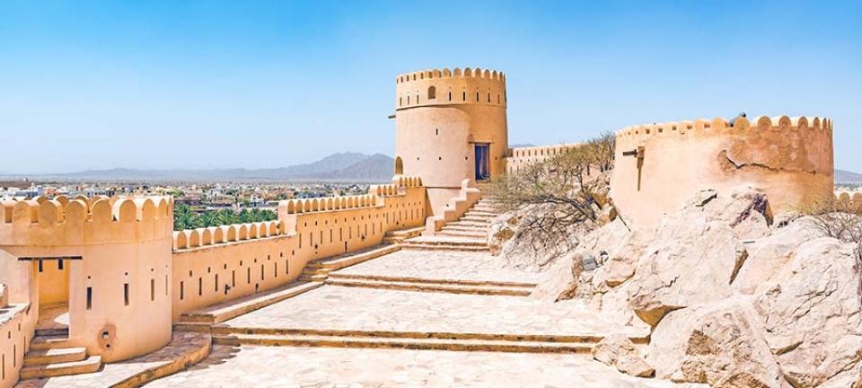 Escursioni in Oman