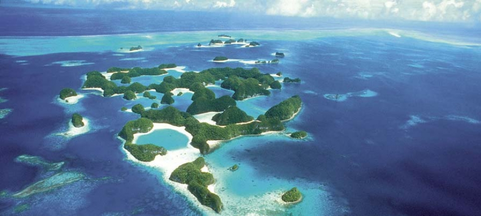 Vacanze Micronesia - Le Rock Islands di Palau
