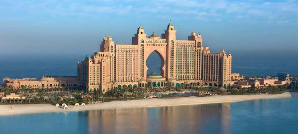 Vacanze a Dubai - Hotel Atlantis Dubai
