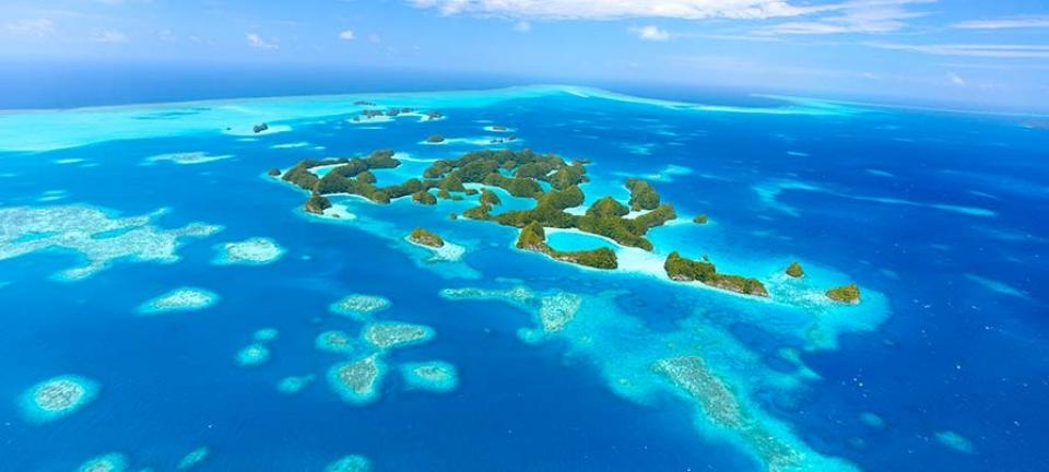 Micronesia foto panoramica