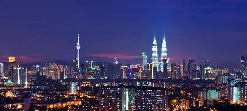 Skyline Malesia